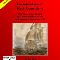 BR1-3: Adventures on Black Ridge Island