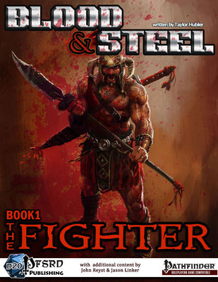 Blood & Steel, Book 1 - The Fighter