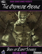 Grimoire Arcane: Book of Eight Schools