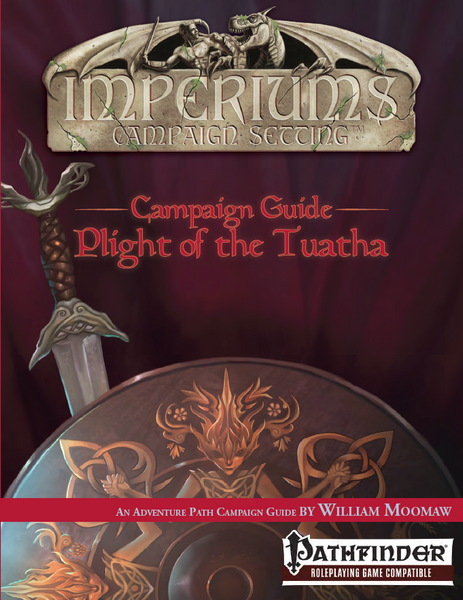 Plight of the Tuatha Campaign Guide