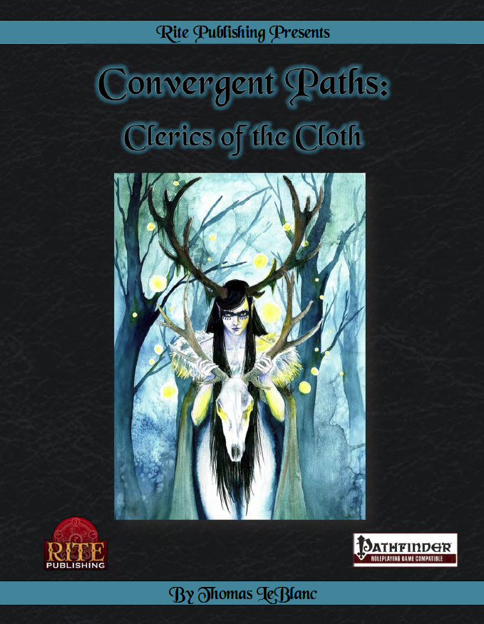 Convergent Paths: Clerics of the Cloth