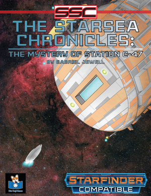 Starsea Chronicles: Mystery of Station C-47