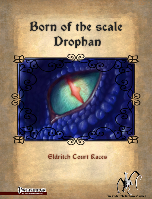 Eldritch Court Races: Drophan