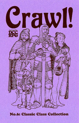 Crawl! Fanzine No.6