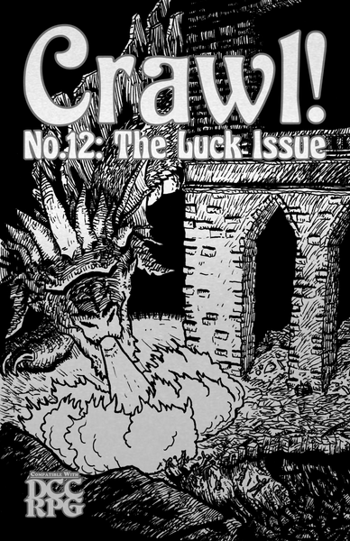 Crawl! fanzine no. 12