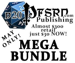 d20pfsrd.com Publishing MEGABUNDLE!