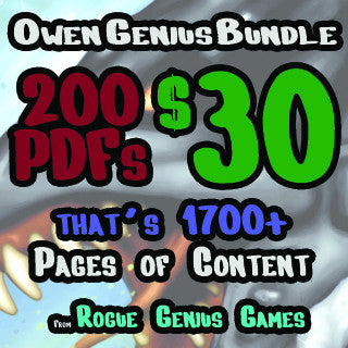 The OwenGeniusBundle!