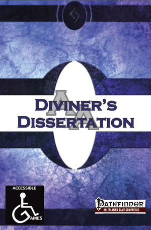 Alliterative Amusements: Diviner's Dissertation