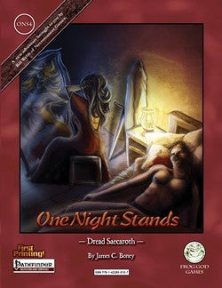 One Night Stand 6: Curse of Shadowhold (PFRPG)