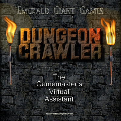 Dungeon Crawler - The GM's Virtual Assistant