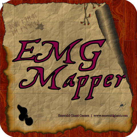 EMG Mapper - The Dungeon Map Randomizer