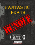 [Bundle] Fantastic Feats Volumes 1 - 10
