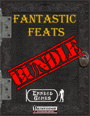 [Bundle] Fantastic Feats Volumes 6 - 10