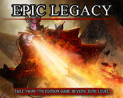 Epic Legacy Player's Guide