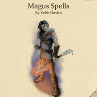 Echelon Reference Series: Magus Spells (PRD-Only)