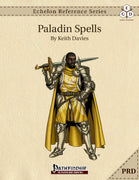 Echelon Reference Series: Paladin Spells (PRD-Only)
