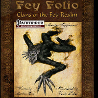 Fey Folio: Clans of the Fey