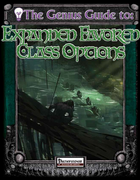 The Genius Guide to Expanded Favored Class Options