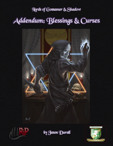 Addendum: Blessings & Curses