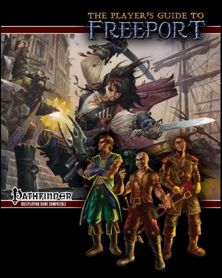 Player's Guide to Freeport