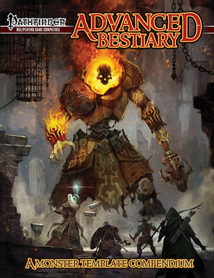 Advanced Bestiary for the Pathfinder Roleplaying Game