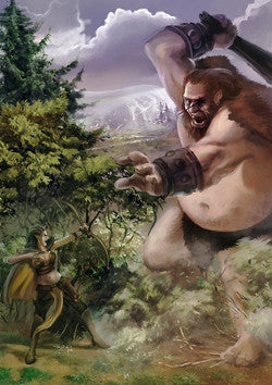 Hex Crawl Chronicles 6 The Troll Hills (PFRPG)