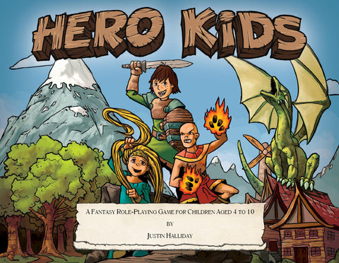 Hero Kids - Fantasy RPG