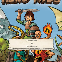 Hero Kids - Supplement - Coloring Book
