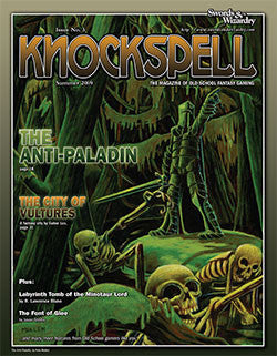 Knockspell Issue #3