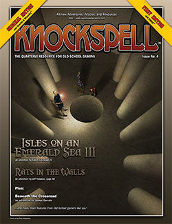 Knockspell Issue #4