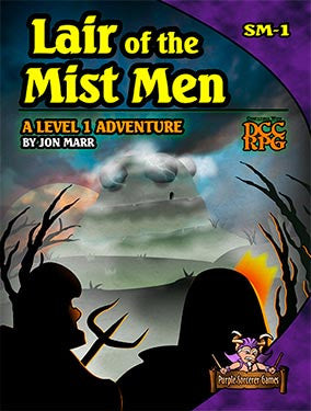 SM1: Lair of the Mist Men