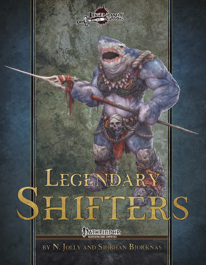 Legendary Shifters