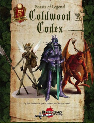 Beasts of Legend: Coldwood Codex (5E)
