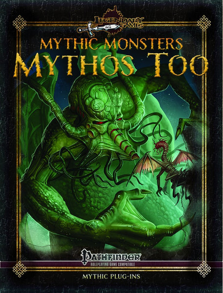 Mythic Monsters: Mythos Too