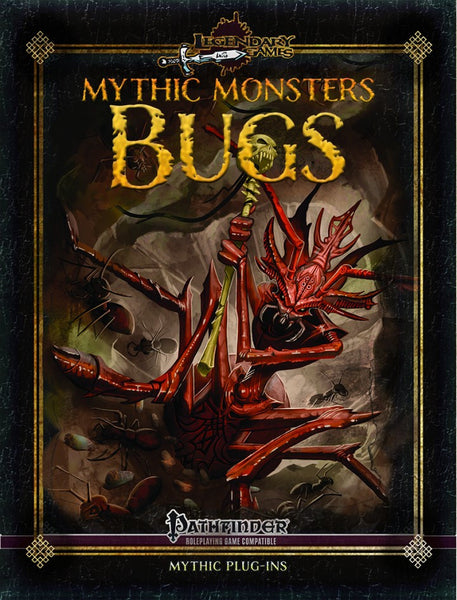 Mythic Monsters: Bugs