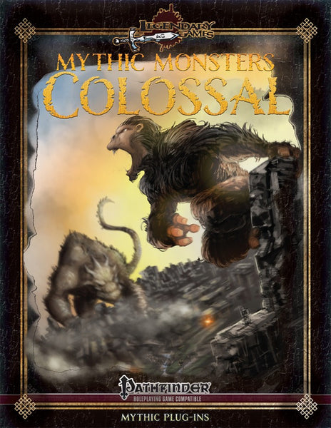 Mythic Monsters 27: Colossal