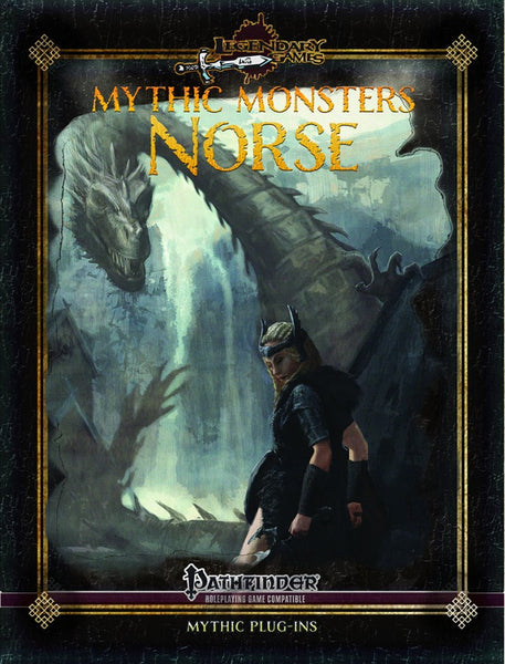 Mythic Monsters: Norse