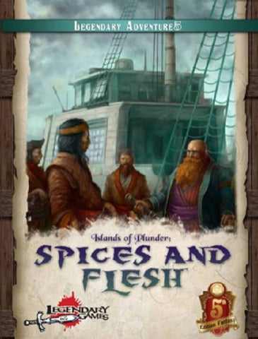 Islands of Plunder: Spices and Flesh (5E)