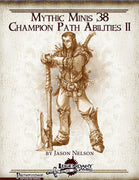 Mythic Minis 38: Champion Path Abilities II