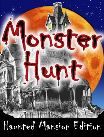 Monster Hunt - A board game of survival