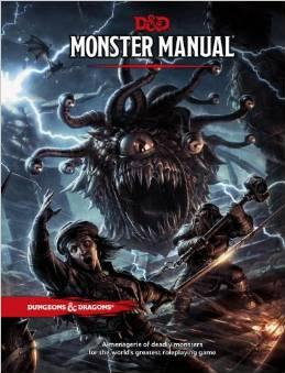 D&D: Monster Manual (HC)