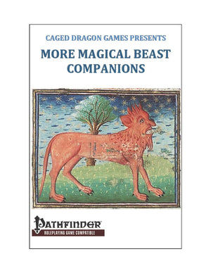 More Magical Beast Companions