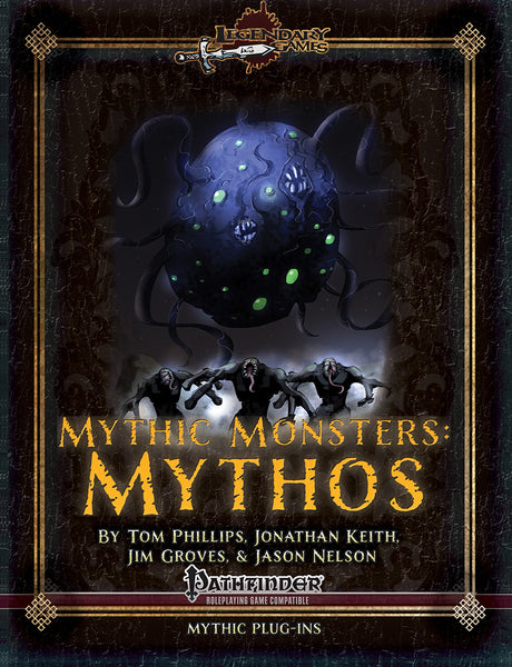 Mythic Monsters: Mythos