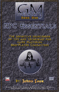 GM Mastery: NPC Essentials