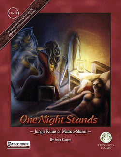 One Night Stand 1: Jungle Ruins of Madaro-Shanti (S&W)