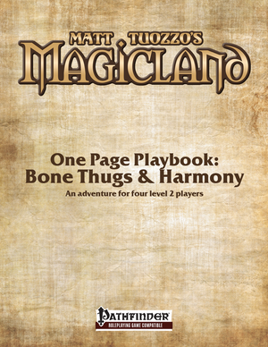 One Page Playbook: Bone Thugs & Harmony