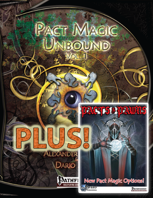 Pact Magic Unbound, Vol 1 PLUS!