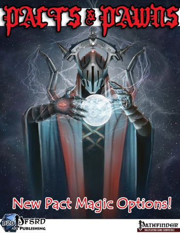 Pacts & Pawns: New Pact Magic Options