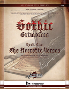 Gothic Grimoires 1: The Necrotic Verses