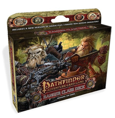 Ranger Class Deck (Pathfinder Adventure Card Game)